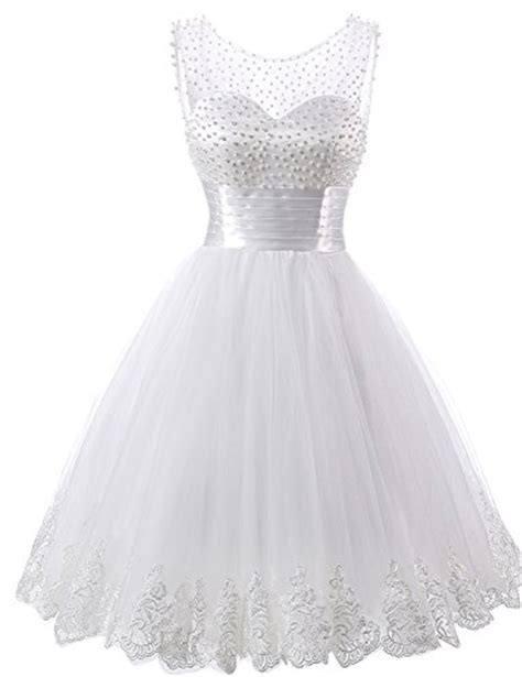 Jaqueer Organza Dress Import Ld4134 01 White Dress sarahbridal s tulle pearls homecoming dress prom gown white us2 apparel accessories