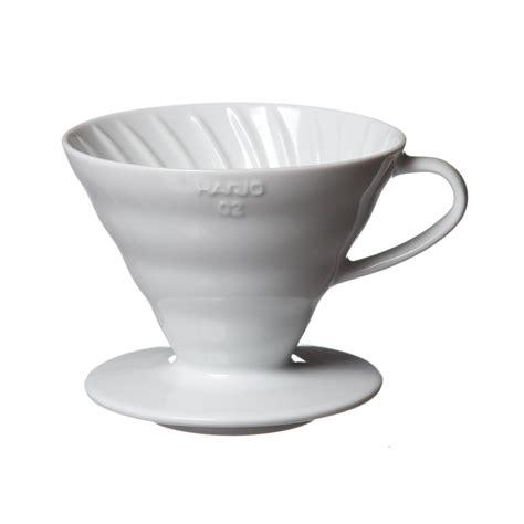 Hario Dripper V60 Ceramic 02 Gelas Pour Keramik Vdc 02r hario v60 coffee dripper size 02 prima coffee