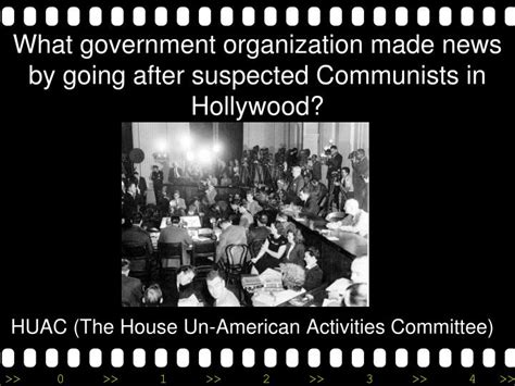 what did the house un american activities committee do ppt 1950 s review powerpoint presentation id 2435127