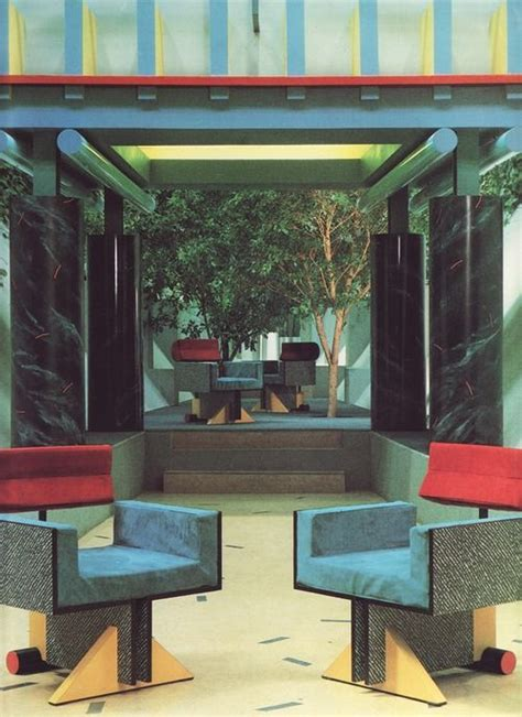 interior decorating 1980s interior design decoration postmodern interior 1980 s