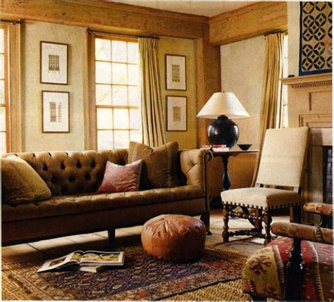 Country Style Living Room by Living Room Make Mine Eclectic