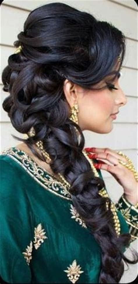 Asian Wedding Hairstyles 2013 by 1000 Ideas About Indian Wedding Hairstyles On