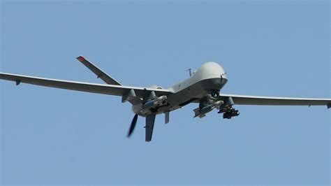 Flying Drone by Us Warns It Can Drones Flying Us Bases