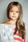 Child star: Russian Kristina Pimenova may only be nine years old, but ...