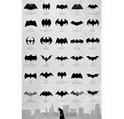 Evolution Of Batman Logo  StockLogoscom