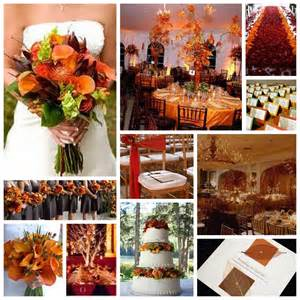 Autumn Wedding Color Scheme » Home Design 2017