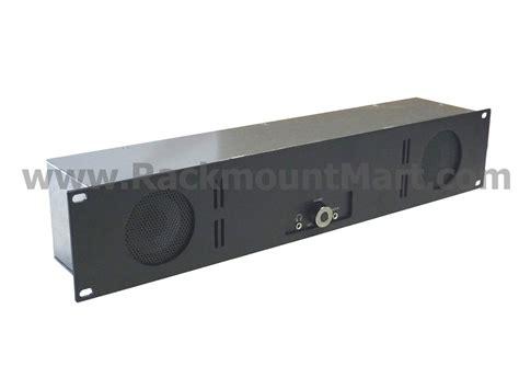 Rack Mount Speaker rackmount mart chassis accessories 2u rackmount speakers rk1001