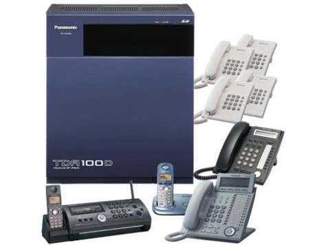 Pabx Kx Tda 100d panasonic pabx systems model kx tda 100d call for price