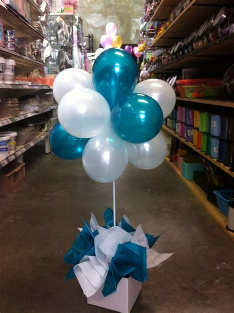 Balloon Topiary - balloon topiary balloons pinterest glow topiaries and sticks