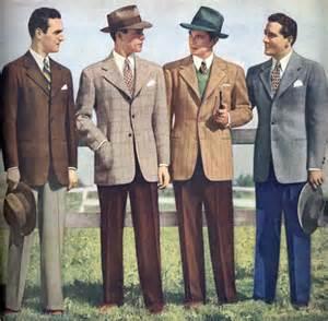 1950s mens fashion casual 1940s mens fashion suit
