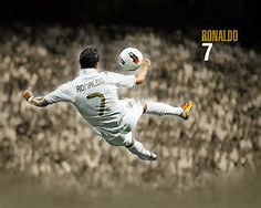 Cool Cristiano Ronaldo Wallpaper 2013