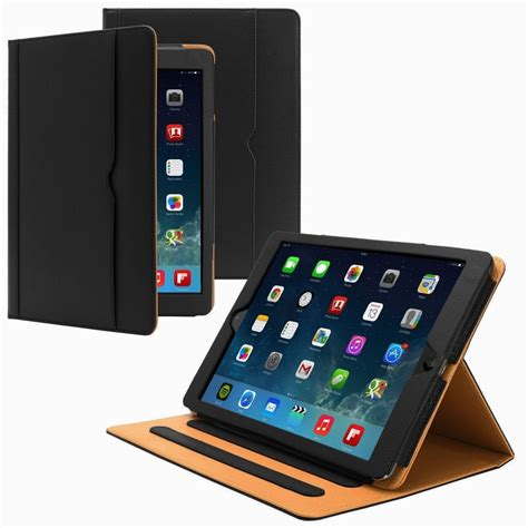Smartcase Smartcover For Apple New 2017 Air 3 new leather wallet smart cover sleep stand for