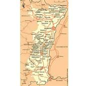 Infos Sur  Carte Alsace Arts Et Voyages