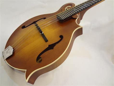 Handmade Mandolin - crossroads 187 weber bitterroot custom f style mandolin
