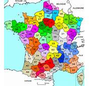 Carte France Sous Excel