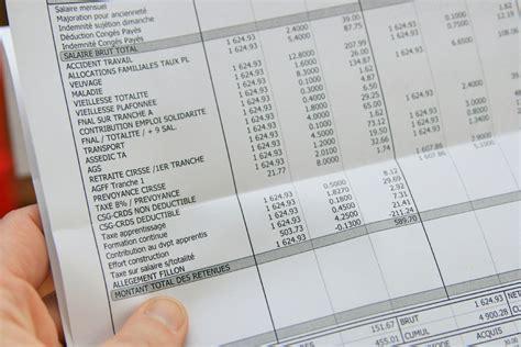 Plafond Non Utilisé Pour Les Revenus C Est Quoi by Vers Une Simplification Du Bulletin De Salaire E Paye