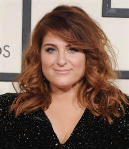 Meghan trainor admits that her red hair makeover made her cry twist