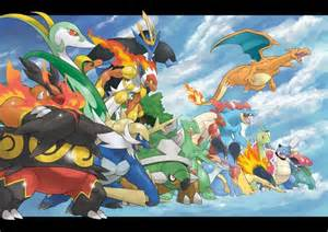 pokemon x and y at the pokemon game show updates photo credit facebook