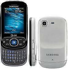 At Amp T Samsung Slide Phone Ebay