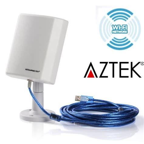 antenne wifi pour pc bureau antenne amplificateur wifi pour pc portable