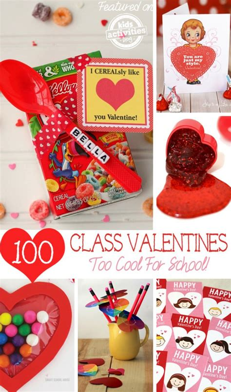 valentines class valentines for school activities