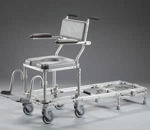 narrow shower chair with back multichair 6000rs