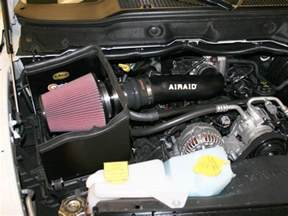 2006 Dodge Ram Hemi Cold Air Intake Airaid Cold Air Intake Dodge Ram 5 7l Hemi 2006 2008