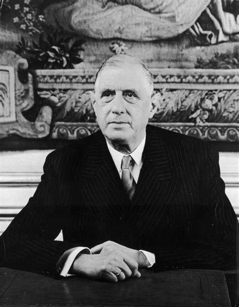 Charles de Gaulle - President (non-U.S.), Military Leader
