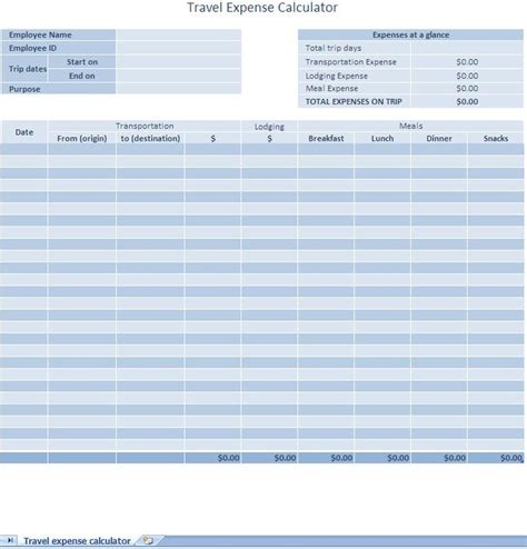 blank spreadsheet templates download free premium
