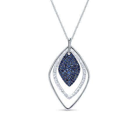gabriel co jewelry souviens collection pave sapphire