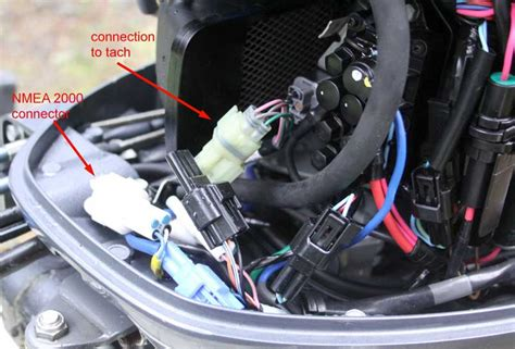 yamaha outboard digital tachometer wiring diagram 49