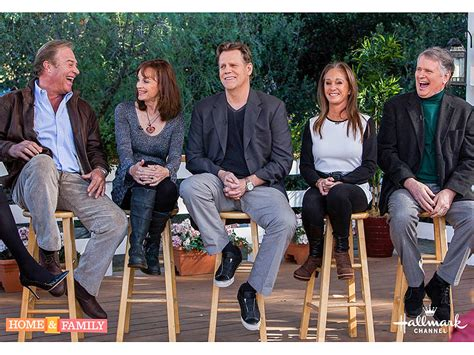 dynasty reunion on home family
