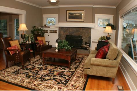 arts and crafts home interiors arts and crafts living room design ideas home interiors