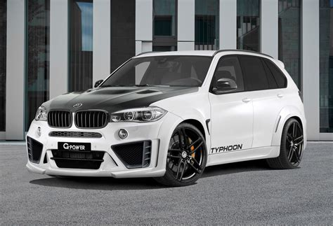 official 2016 g power bmw x5 m typhoon with 750hp gtspirit
