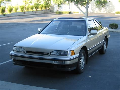 Acura Legend Ls 1990 Acura Legend Ls Coupe 5 Speed The Acura Legend