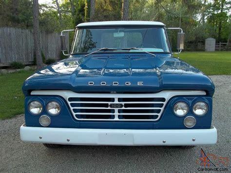 1965 dodge truck 1965 dodge d100 nut and bolt restoration mopar 318