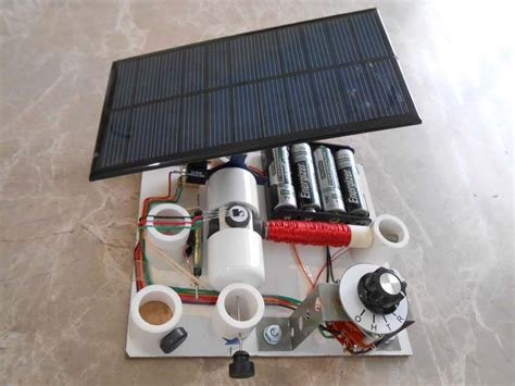 Solar Electric Motor by Kit 10 All In One Kit With Switch And Solar Panel