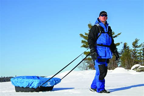 how to a to pull a sled sled pulling harness clam