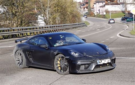 2019 Porsche Cayman by 2019 Porsche 718 Cayman Gt4 Spied Pdk Rumors Still