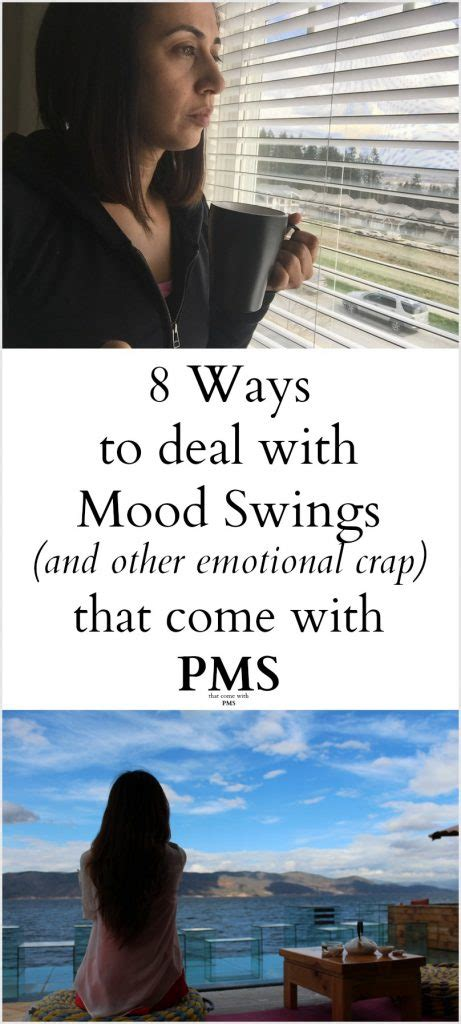 managing pms mood swings 8 ways to deal with pms mood swings the write balance