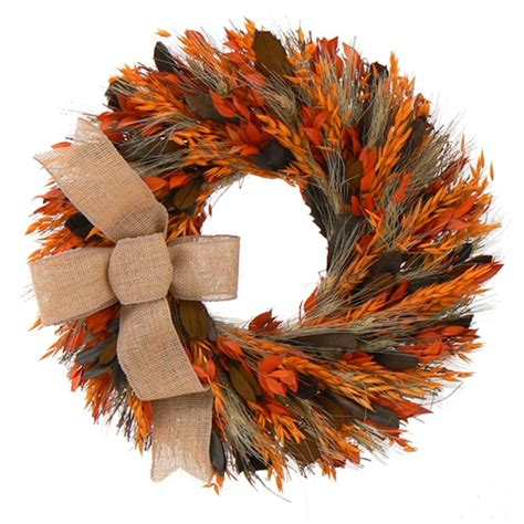 autumn wreaths 40 fall wreaths