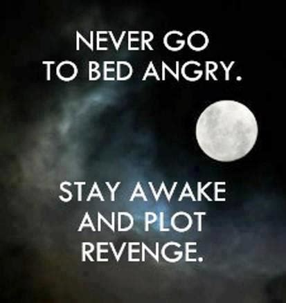 never go to bed angry quotes never go to bed angry funny quote quotespictures com
