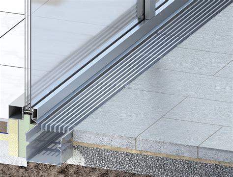 vorhänge für terrassen kastenrinne typ ino 615 kr f 195 188 r die fassadenentw 195 164 sserung