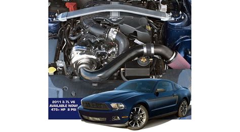 procharger intercooled supercharger systems for 2011 2012