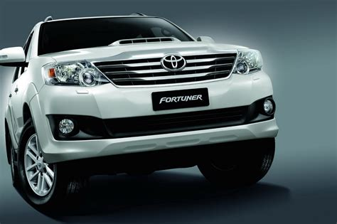 2012 toyota fortuner suv version of facelifted hilux