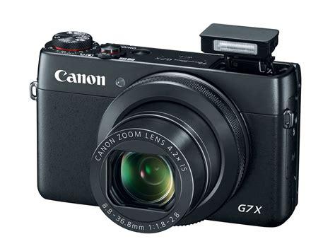 Kamera Canon G7x canon powershot g7x 1 quot kompakt kamera kameravalg dk