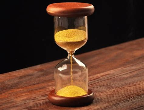 Handmade Hourglass - cheap sand timer handmade 2 minute timer hourglass