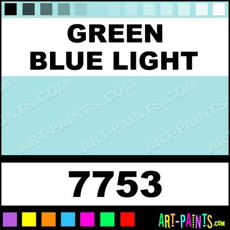 green blue light matte metal and metallic paints 7753 green blue light paint green blue