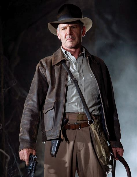 Harrison Ford Is Back As Indiana Jones And More by Indiana Jones 5 Harrison Ford Et Steven Spielberg