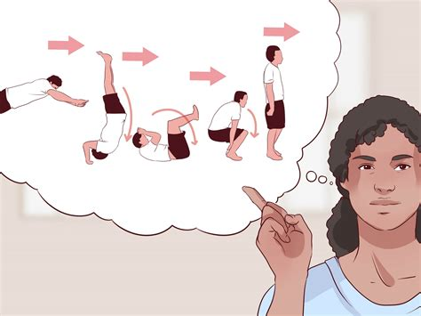 Do A by How To Do A Somersault 10 Steps With Pictures Wikihow